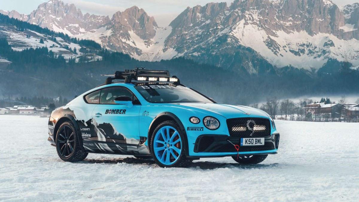 Bentley-Continental-GT-ice-racer-1