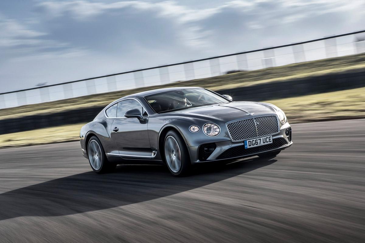 Bentley Continental GT review-1