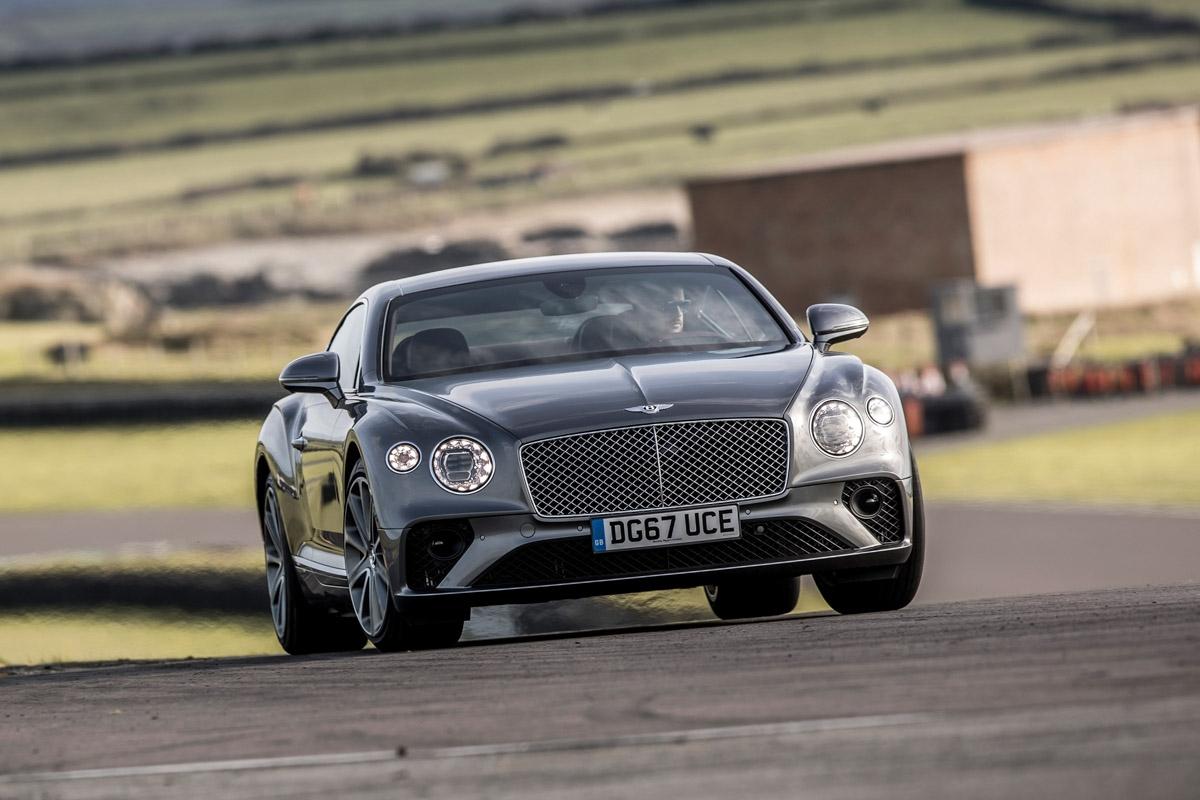 Bentley Continental GT review-10