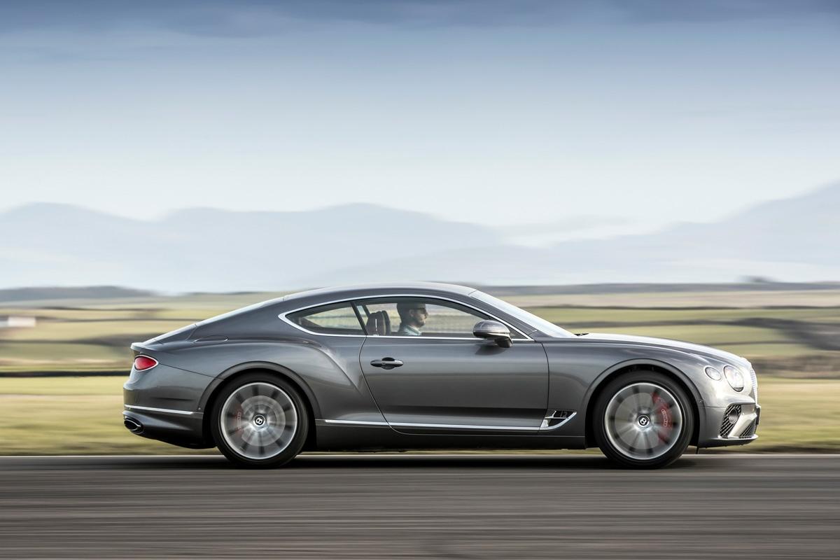 Bentley Continental GT review-12