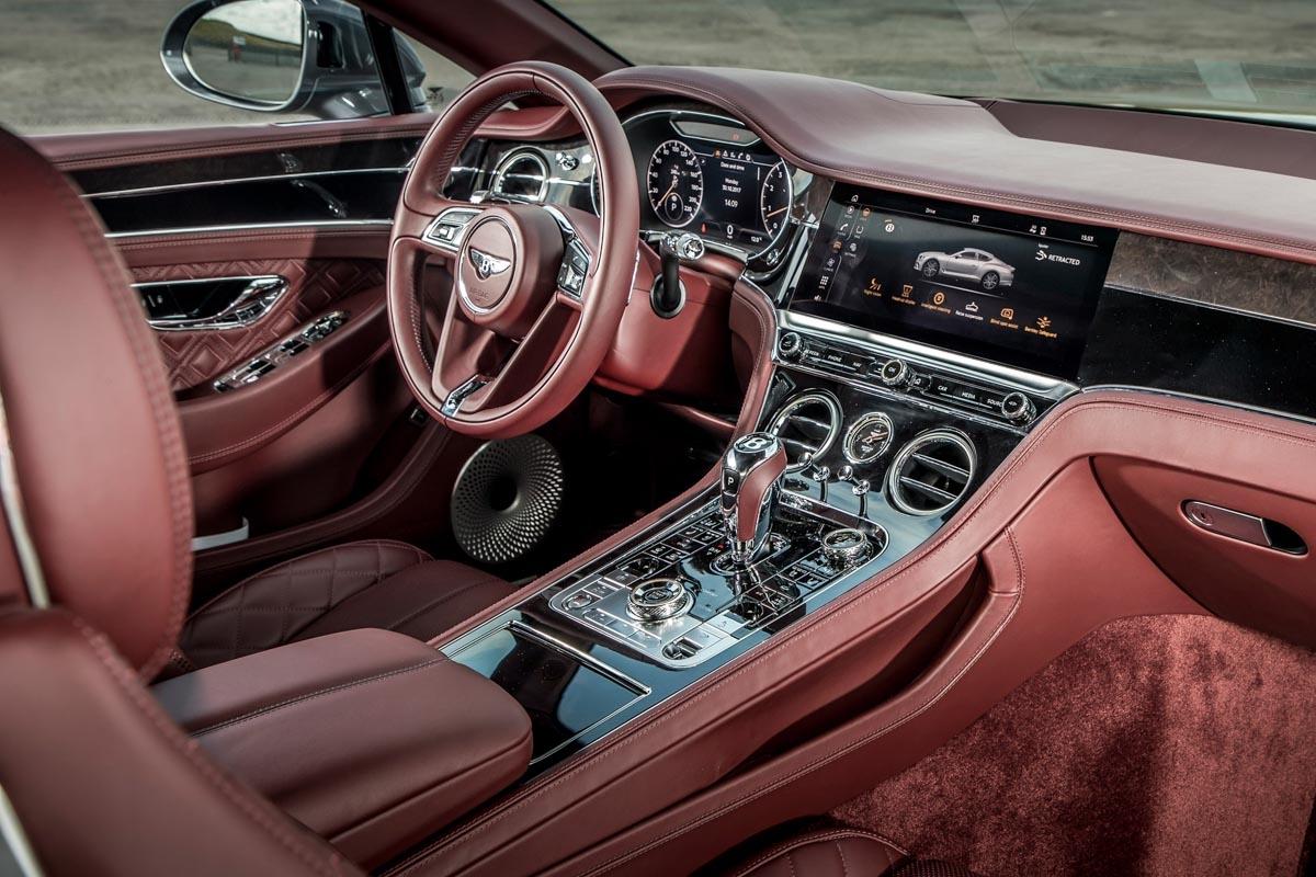 Bentley Continental GT review-13