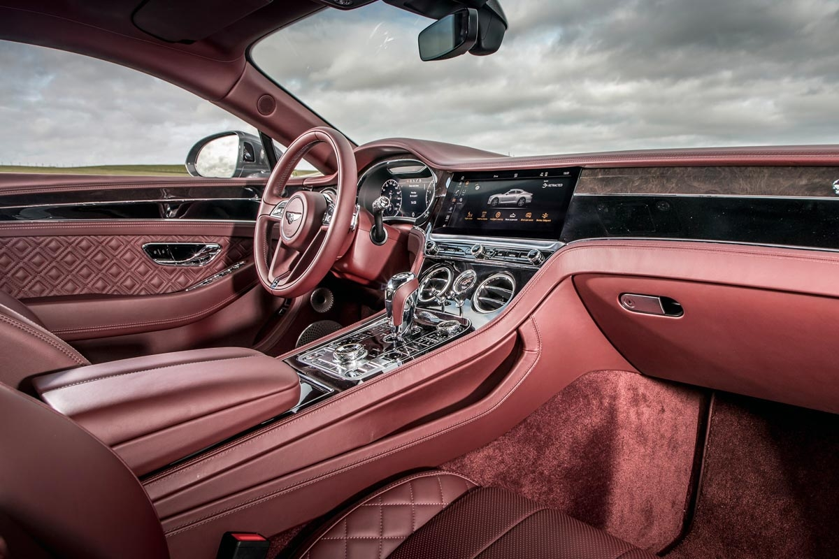 Bentley Continental GT review-3