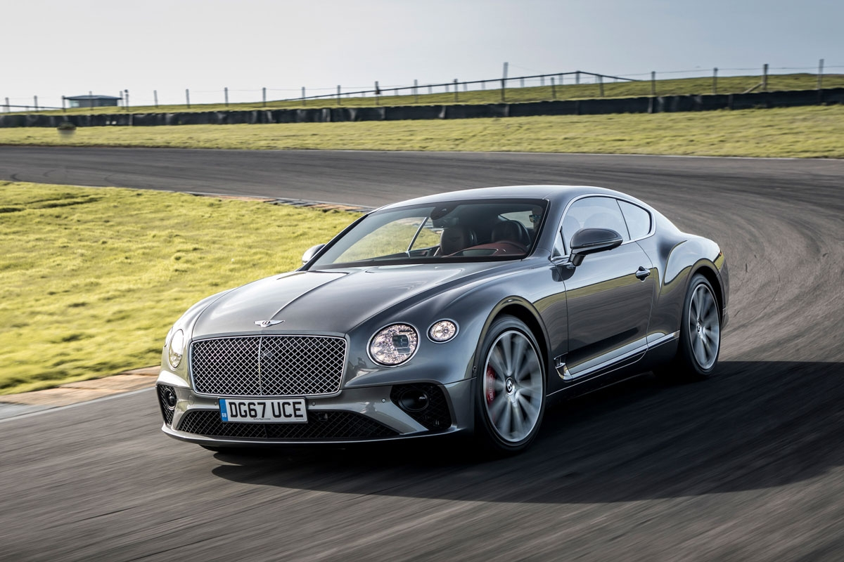 Bentley Continental GT review-4