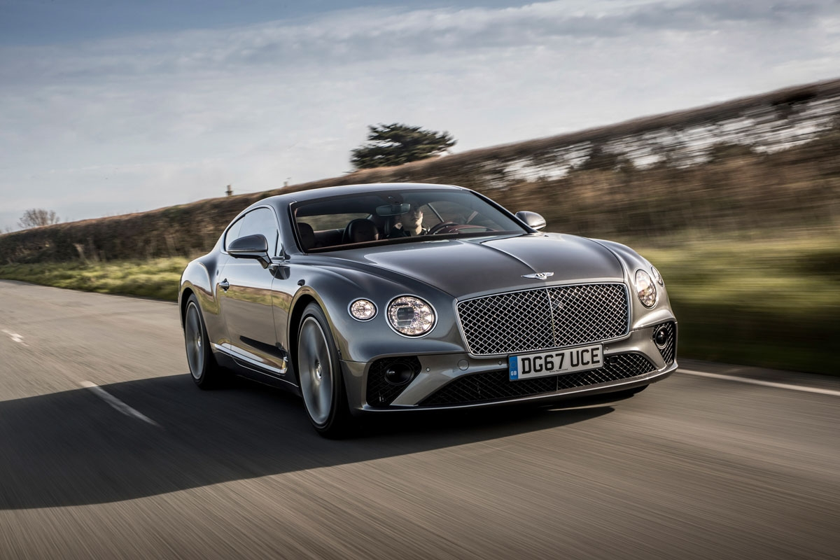Bentley Continental GT review-5
