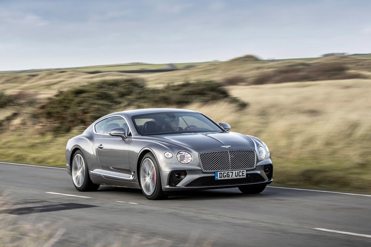 Bentley Continental GT review-7