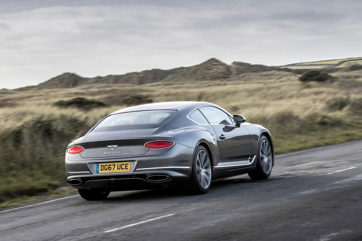 Bentley Continental GT review-8