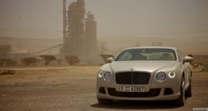 Bentley Continental GT Speed. Dubai, UAE