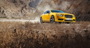 Bentley Continental GT V8 S Monaco (UAE)