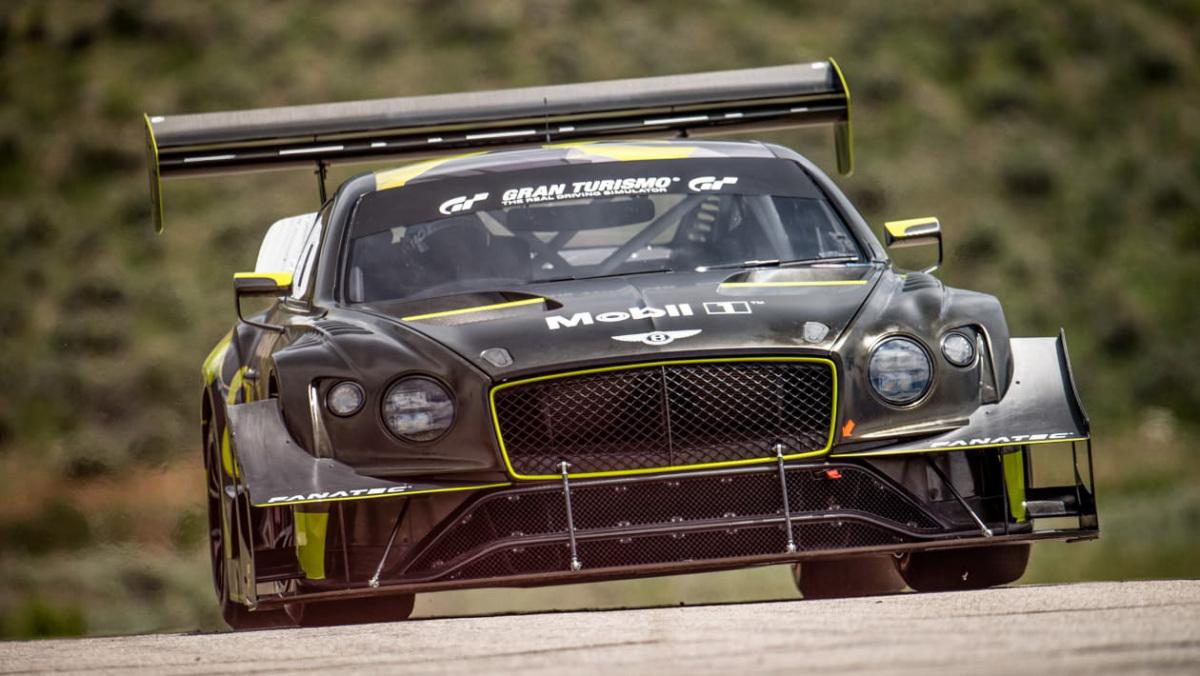 Bentley-Continental-GT3-Pikes-Peak-1