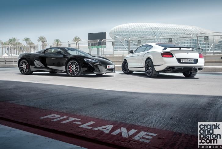 Bentley GT3-R vs McLaren 650S Spider-03