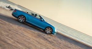 Bentley Continental GTC V8S Kingfisher UAE