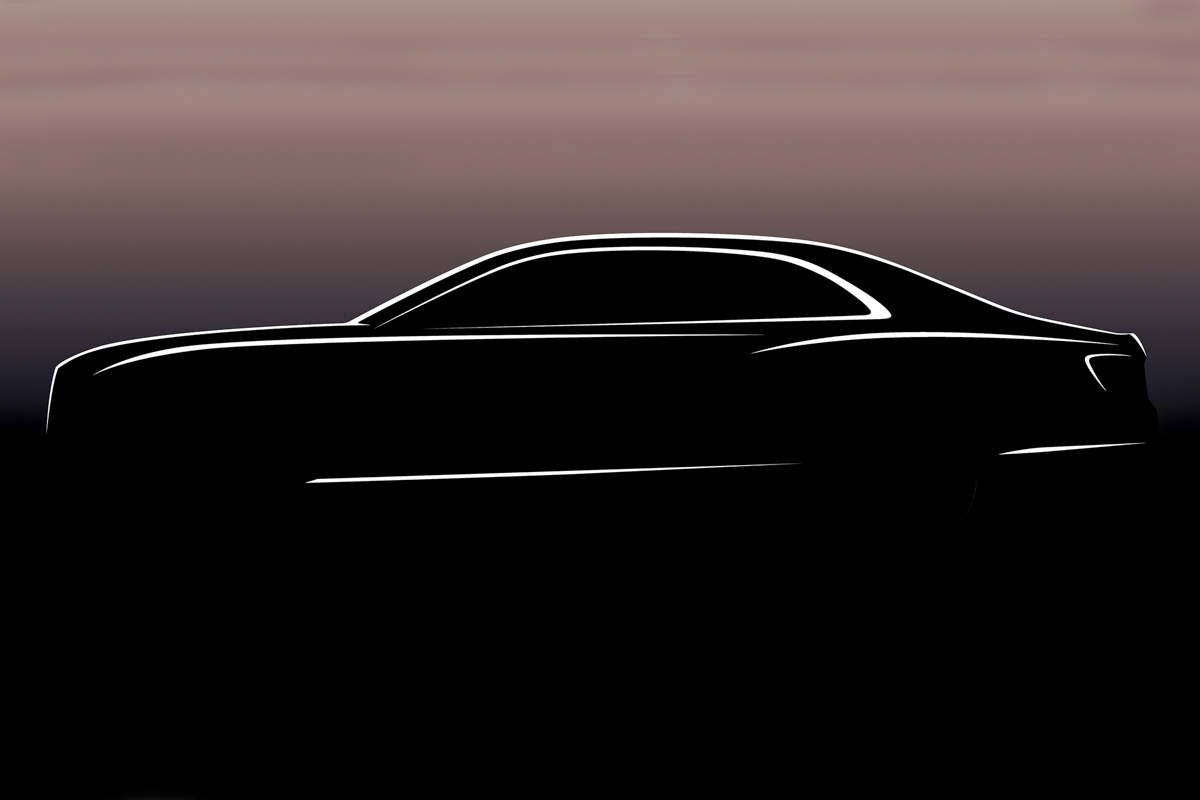 Bentley Flying Spur teased-1