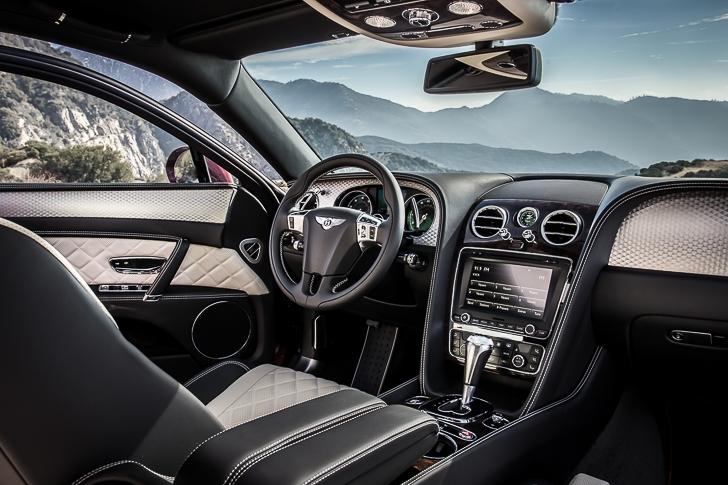 Bentley Flying Spur V8 S 11