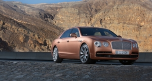 Bentley Flying Spur V8 (UAE)