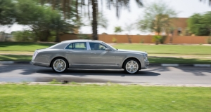Bentley Mulsanne (UAE)