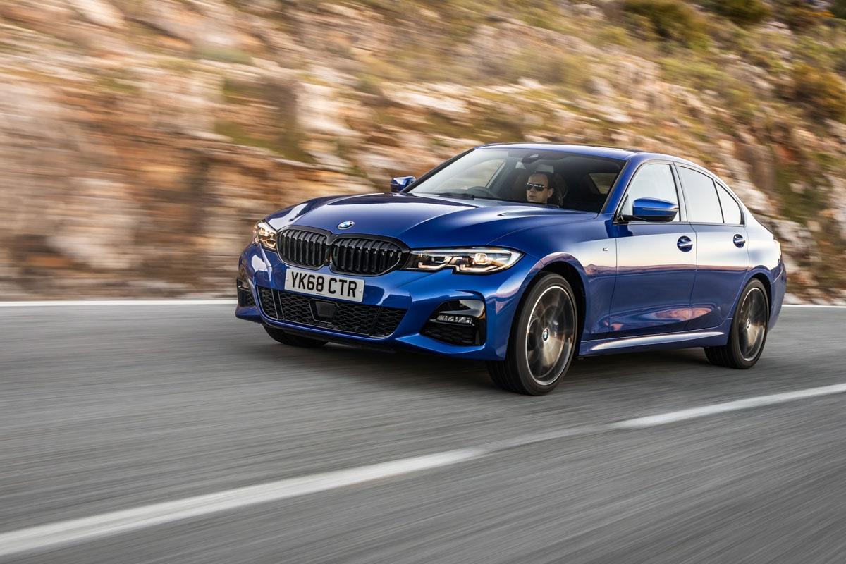 BMW 320d M Sport-1