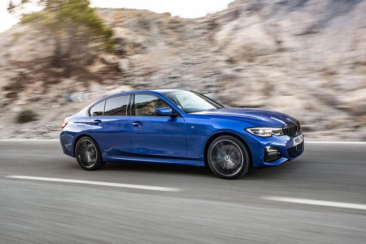 BMW 320d M Sport-11