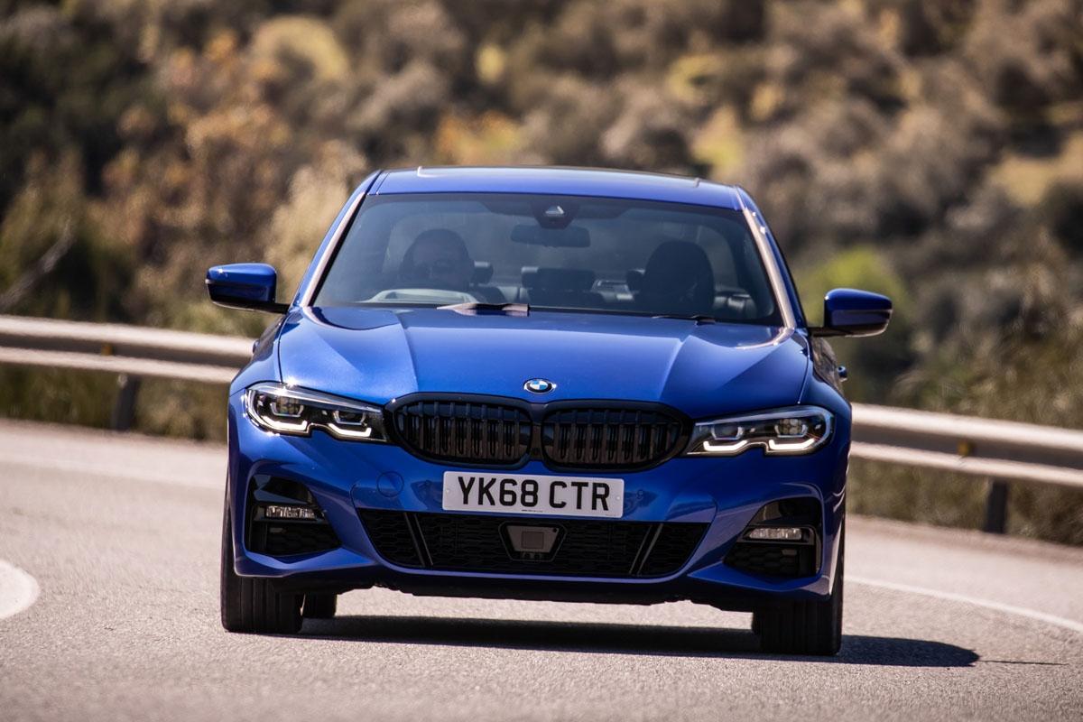 BMW 320d M Sport-12