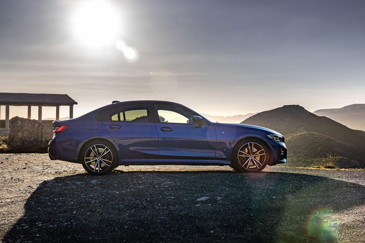 BMW 320d M Sport-13
