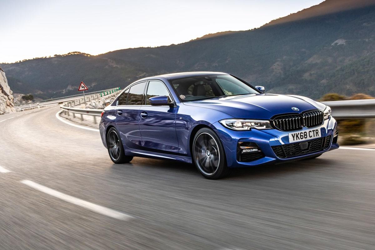 BMW 320d M Sport-14