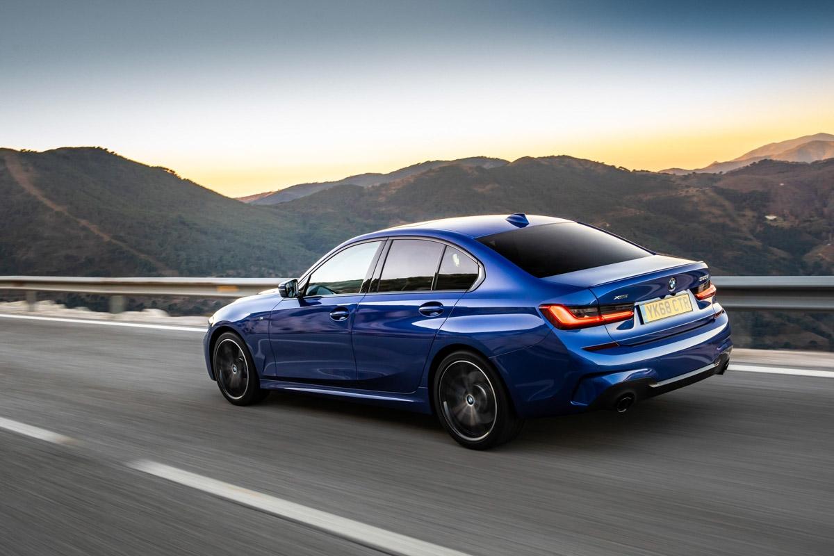 BMW 320d M Sport-2