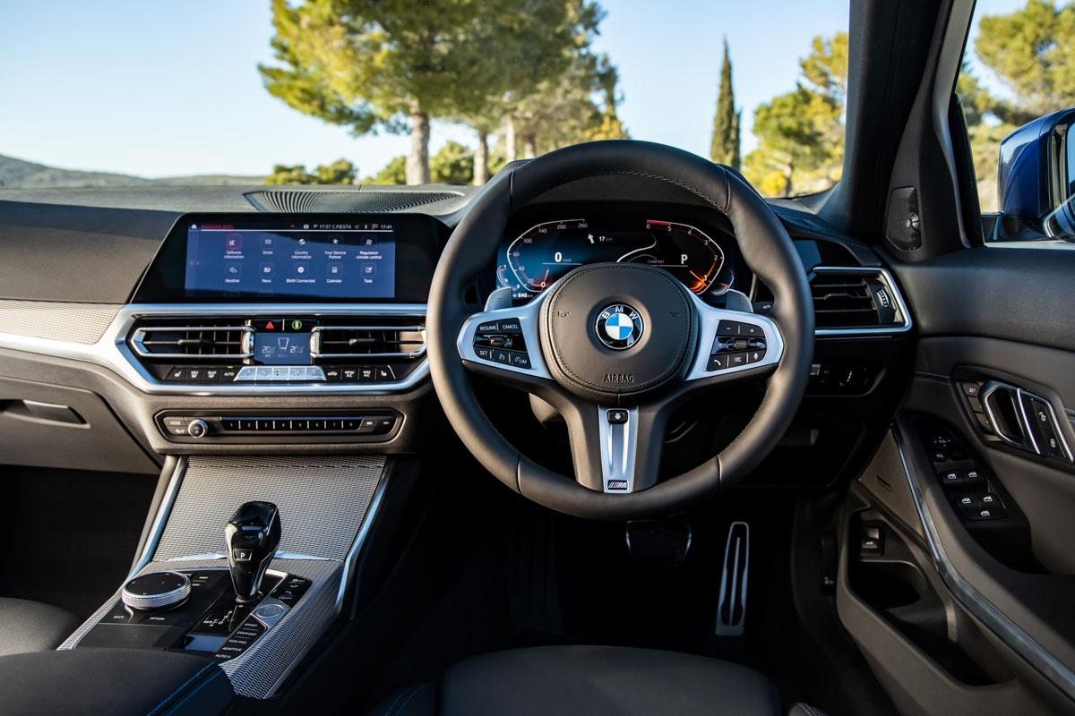 BMW 320d M Sport-3