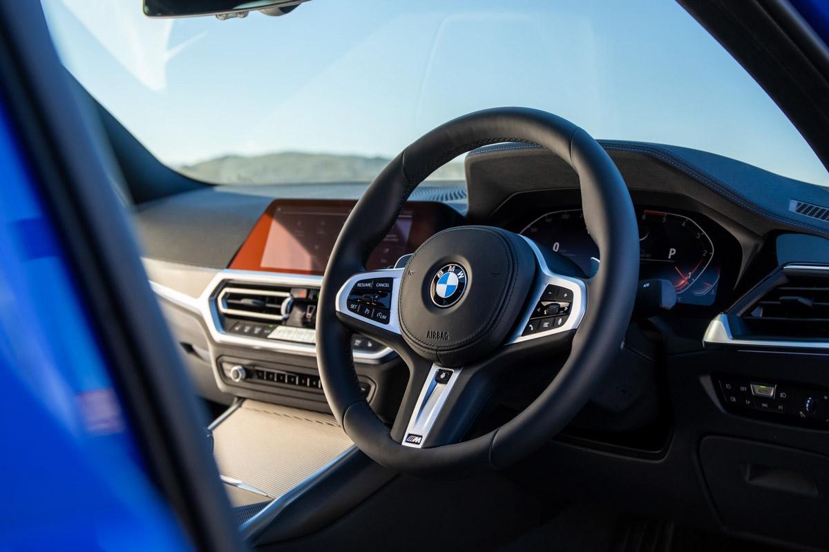 BMW 320d M Sport-7