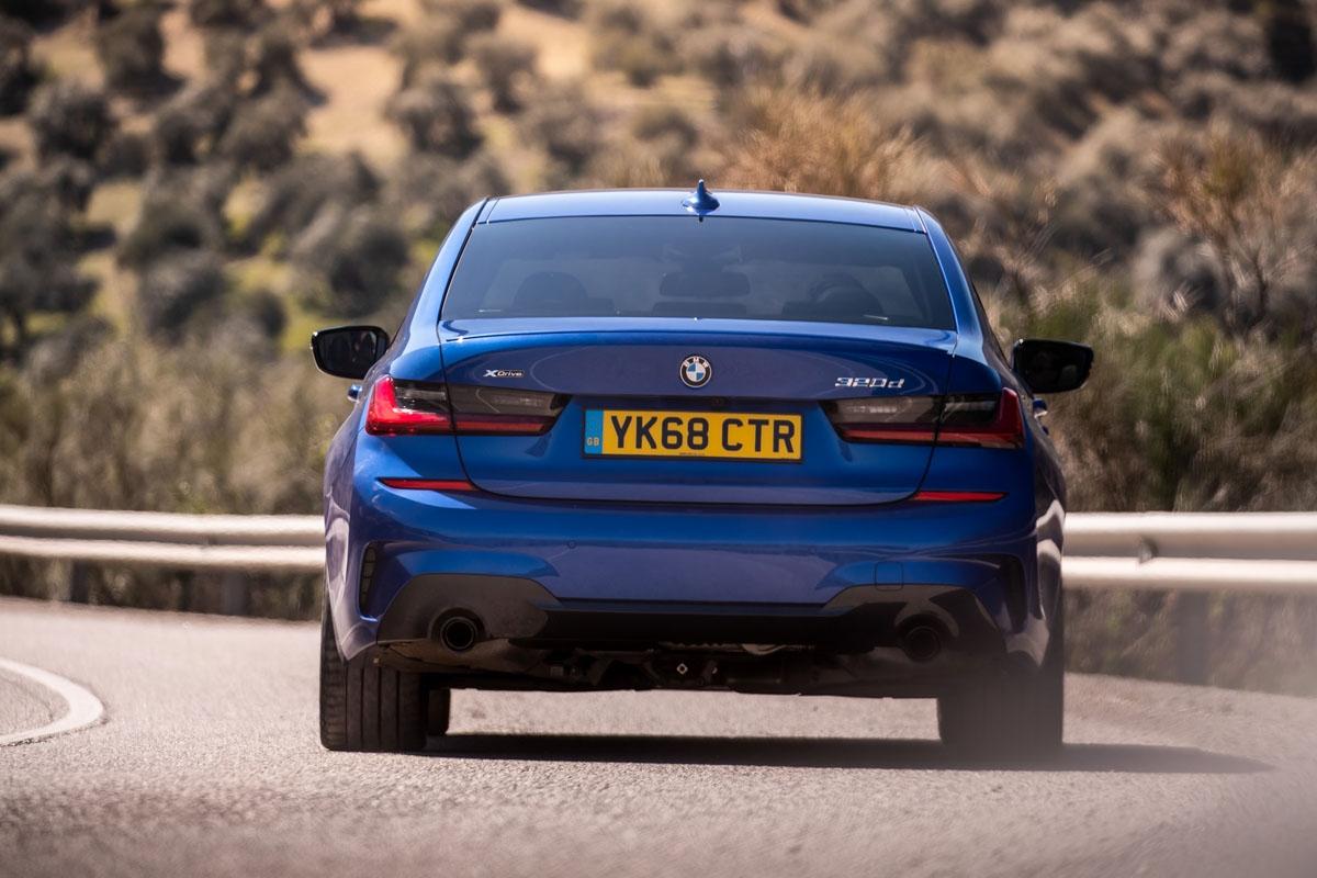 BMW 320d M Sport-8