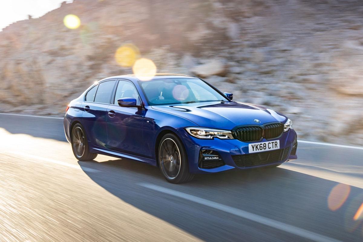 BMW 320d M Sport-9