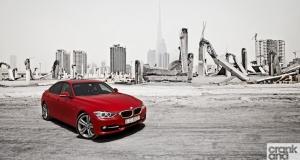 BMW 335i. Dubai, UAE