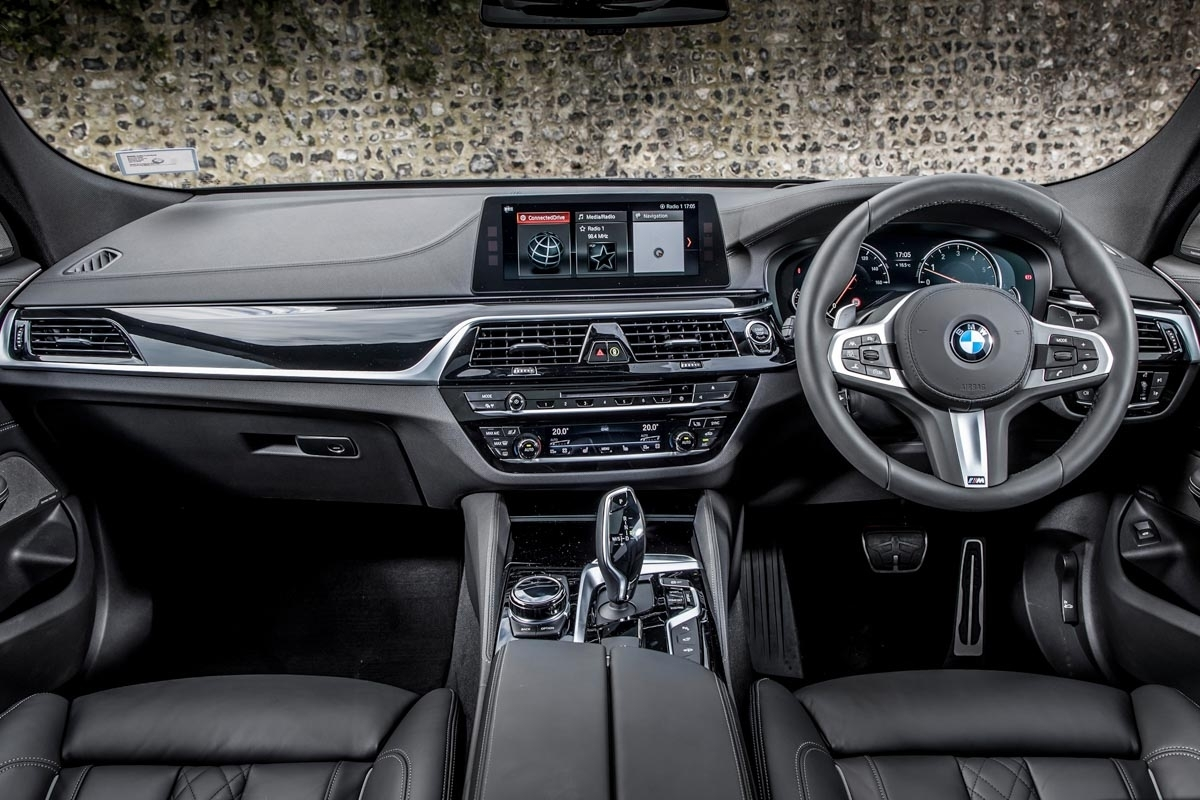 Bmw 6 Series Gt Review A High Class 5 Series Or A Cut Price 7 Series