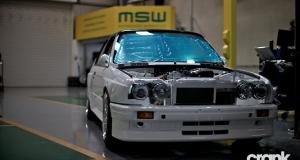 BMW E30 M3. MSW Dubai. Perfection #2