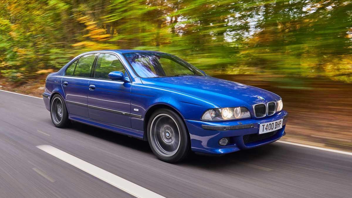 BMW-E39-M5-1