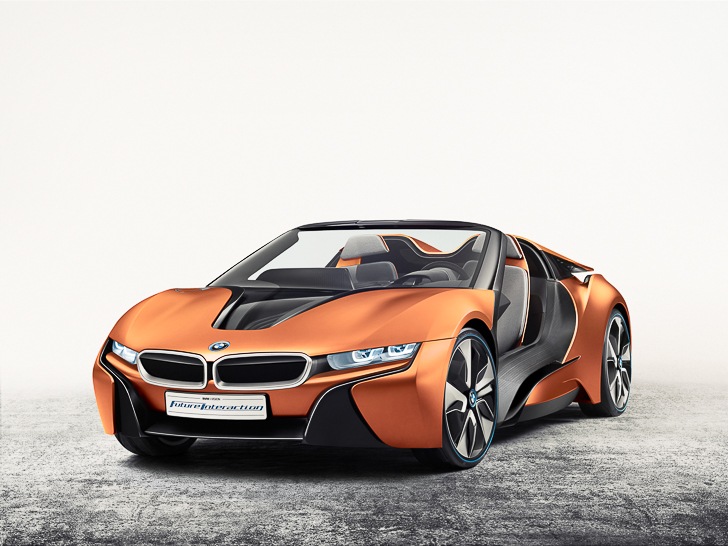BMW i Vision Future Interaction 01