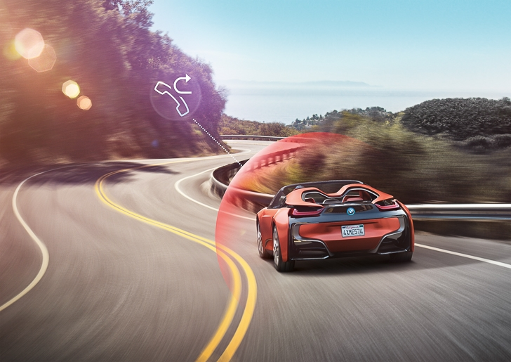 BMW i Vision Future Interaction 10