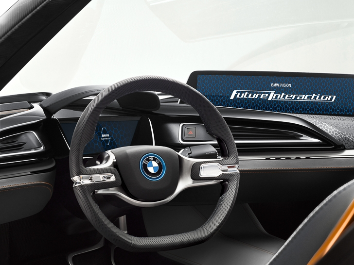BMW i Vision Future Interaction 08