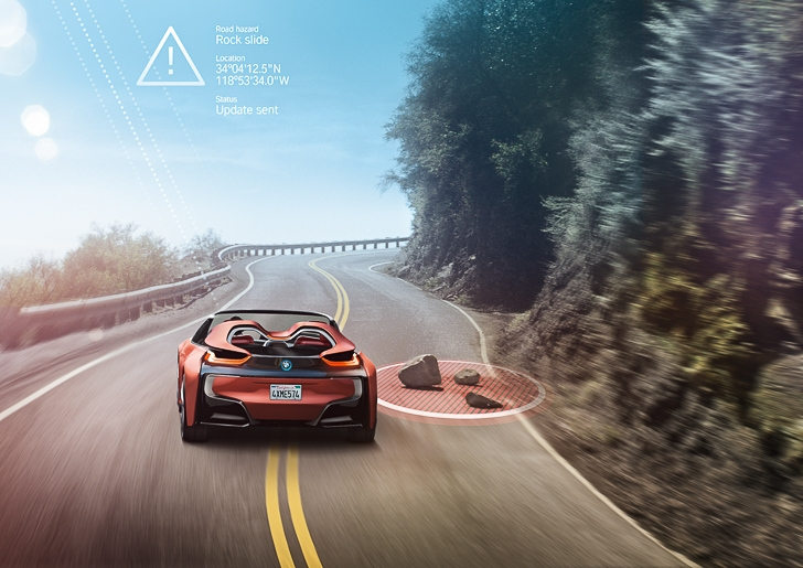 BMW i Vision Future Interaction 11