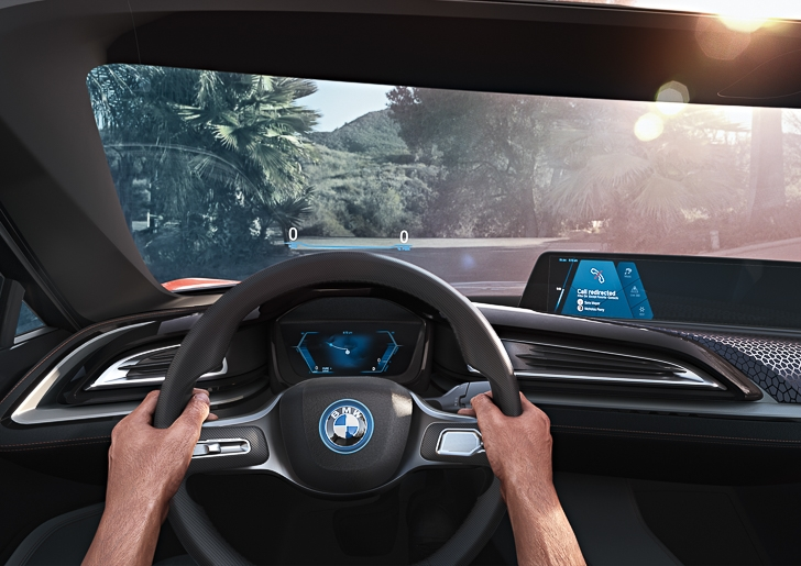 BMW i Vision Future Interaction 13