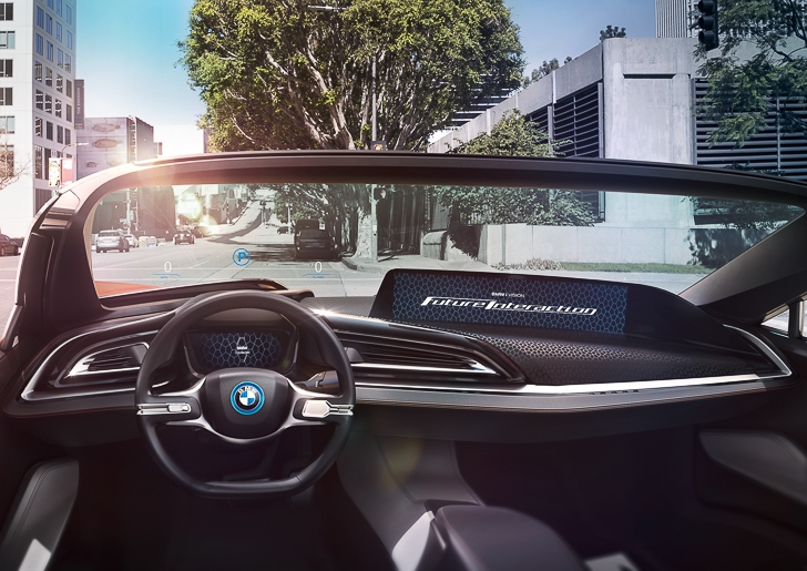 BMW i Vision Future Interaction 15