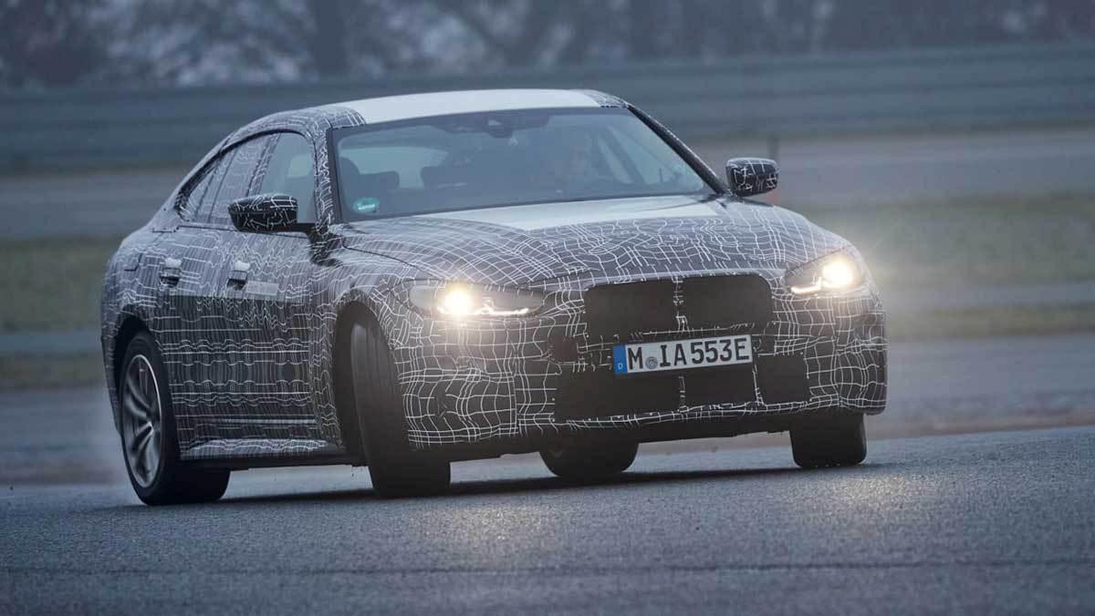 BMW-i4-prototype