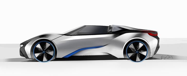 BMW i8 Spyder-1