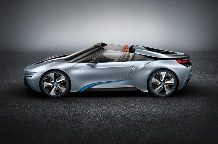 BMW i8 Spyder-10