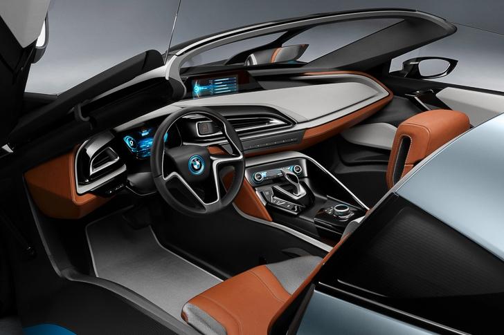 BMW i8 Spyder-16
