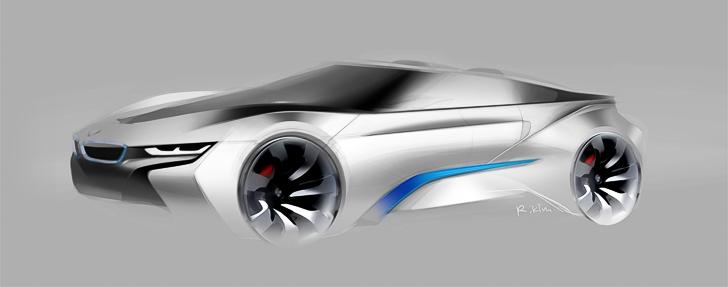 BMW i8 Spyder-2