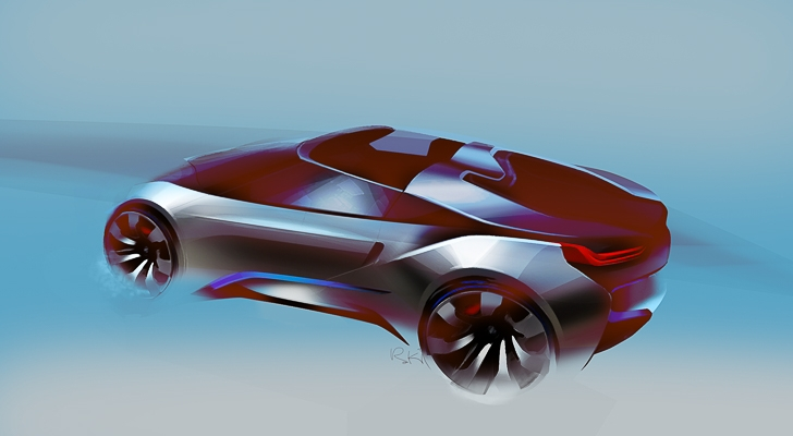 BMW i8 Spyder-3