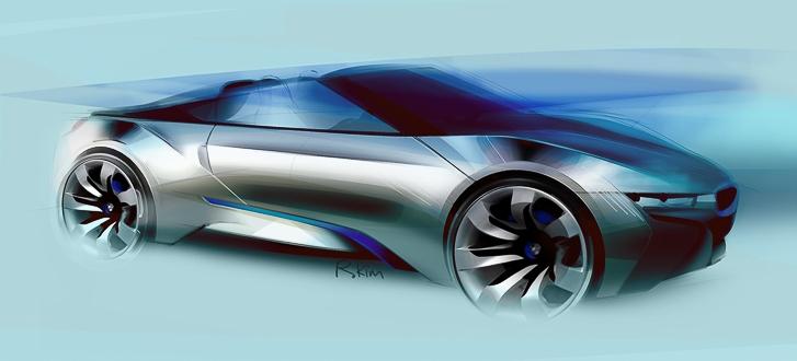 BMW i8 Spyder-4