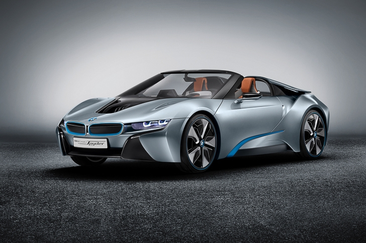 BMW i8 Spyder-6