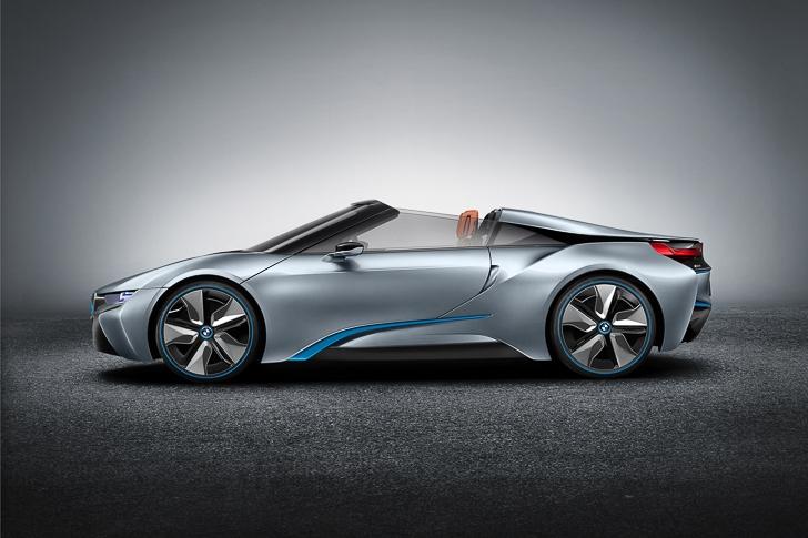 BMW i8 Spyder-8
