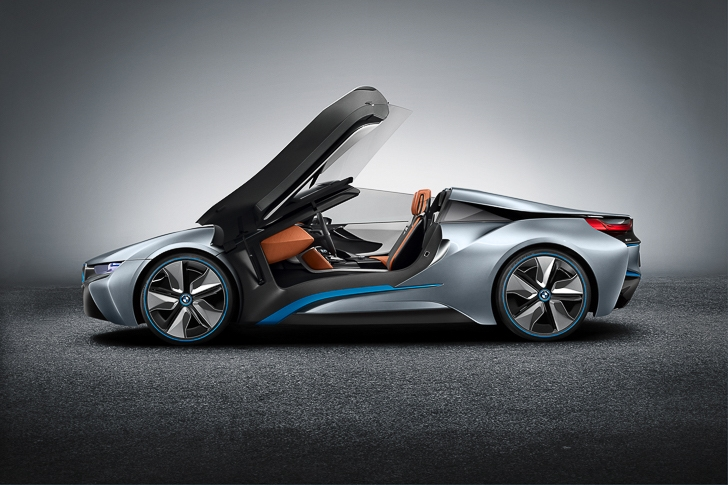BMW i8 Spyder-9