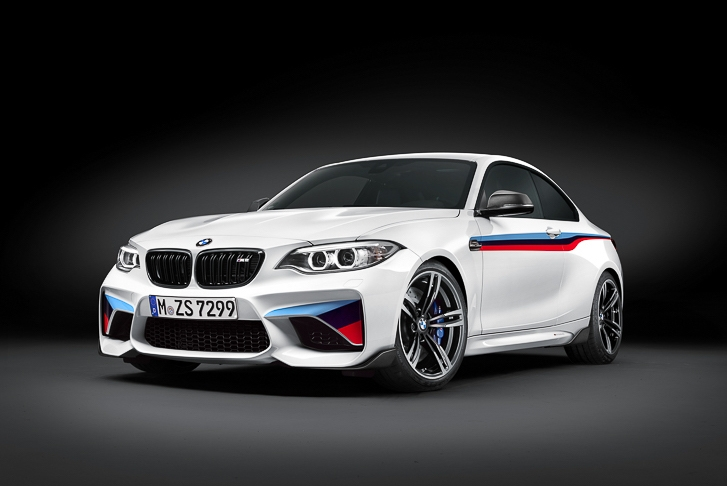 BMW M2 Coupe M Performance 02